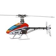 Hélicoptère 450 3D RTF - avec radio Spektrum DX6i - Mode 2