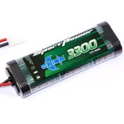 Batterie NiMH Sport Power- 7,2V - 3300mAh