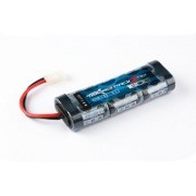 Batterie NiMH Rocket Pack 2 - 7,2V - 1800mAh - connecteur Tamiya
