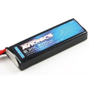 Batterie LiPo 2S Team Orion Avionics - 7,4V - 2100mAh - 30C