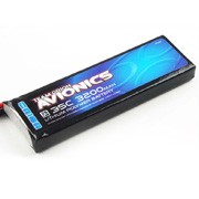 Batterie LiPo 2S Team Orion Avionics - 7,4V - 3200mAh - 35C