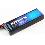 Batterie LiPo 3S Team Orion Avionics - 11,1V - 3200mAh - 35C