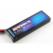 Batterie LiPo 2S Team Orion Avionics - 7,4V - 3600mAh - 35C
