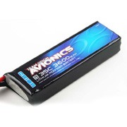Batterie LiPo 3S Team Orion Avionics - 11,1V - 3600mAh - 35C