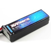 Batterie LiPo 4S Team Orion Avionics - 14,8V - 3600mAh - 35C