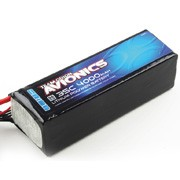 Batterie LiPo 5S Team Orion Avionics - 18,5V - 4000mAh - 35C
