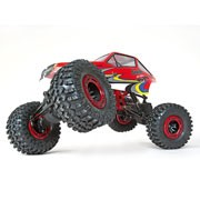 Rock Crawler Punisher 4WDS Électrique RTR - 1/10