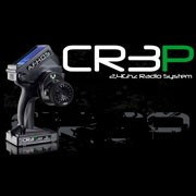 Radiocommande CR3P 2,4GHz 3 voies