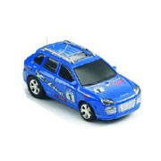 Mini RC Car III bleue RTR