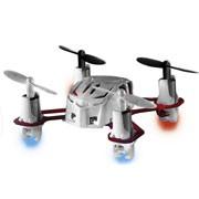 Nano Quad Micro-Quadrocopter RTF - Electrique - Blanc