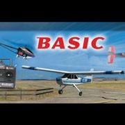 Simulateur de vol Real Flight Basic - Mode 2 avec émetteur