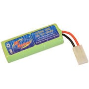 Pack NiMh 7.2V 1700mAh en stick connecteur Tamiya