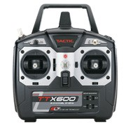 Radiocommande TTX600 2.4GHz 6 voies