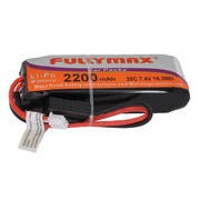 Batterie LiPo Car Packs 2S 7,4V - 2200mAh 30C - prise Traxxas