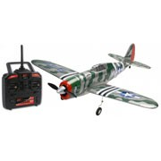 P-47C Thunderbolt RTF Pro Version - Électrique Brushless - Mode 2