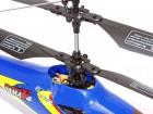 Hélicoptère birotor LAMA V4 bleu - électrique - RTF avec émetteur 2.4GHz (Photo 4)