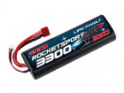 Batterie LiPo 2S Rocket Sport - 7,4V - 3300mAh - 25C (Photo 1)