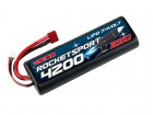 Batterie LiPo 2S Rocket Sport - 7,4V - 4200mAh - 25C (Photo 1)