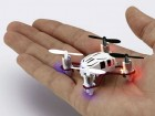 Nano Quad Micro-Quadrocopter RTF - Electrique - Blanc (Photo 2)