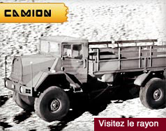 Camions radio-commandés